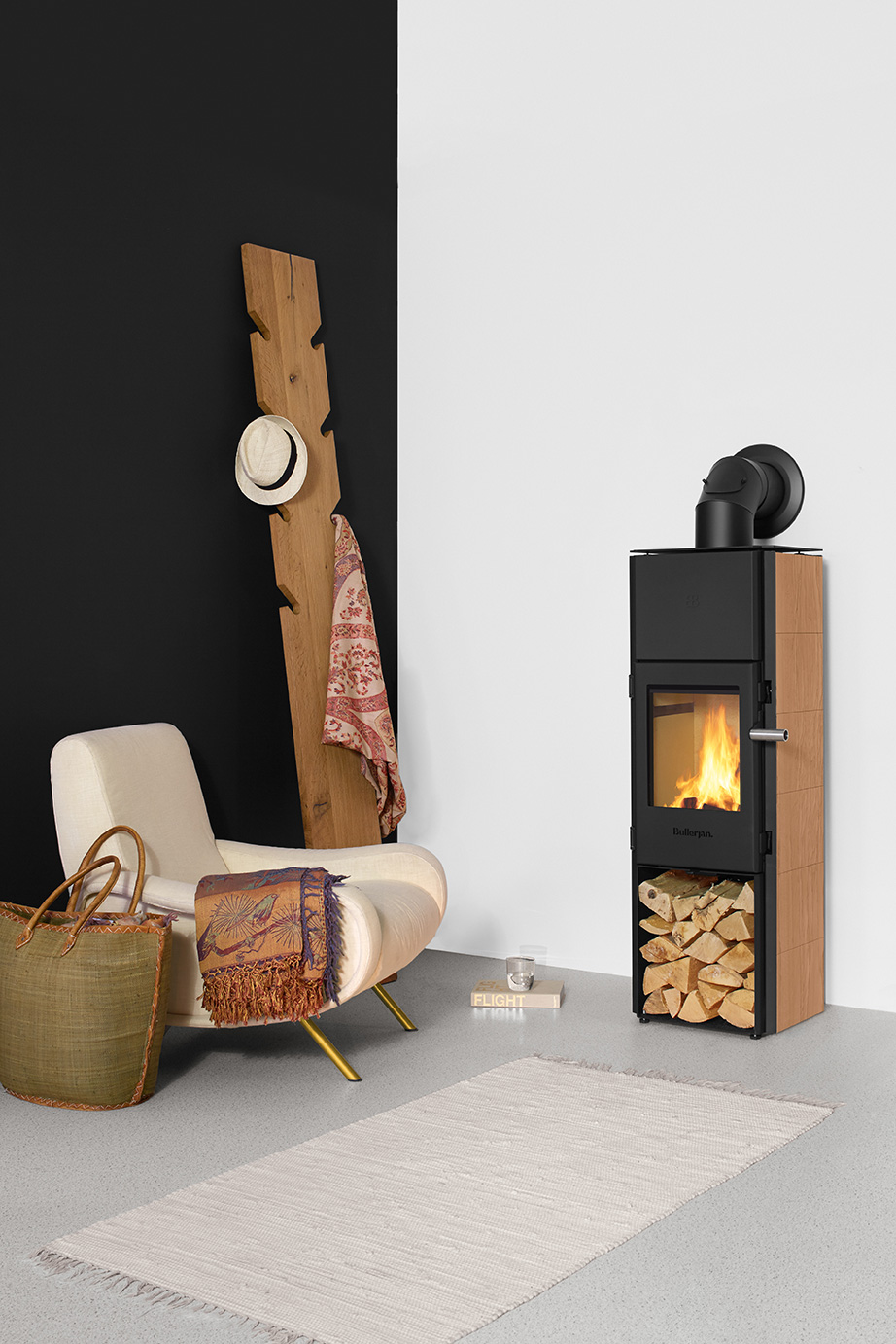 po les bois gaiet du feu chemin es et po les 66 perpignan. Black Bedroom Furniture Sets. Home Design Ideas